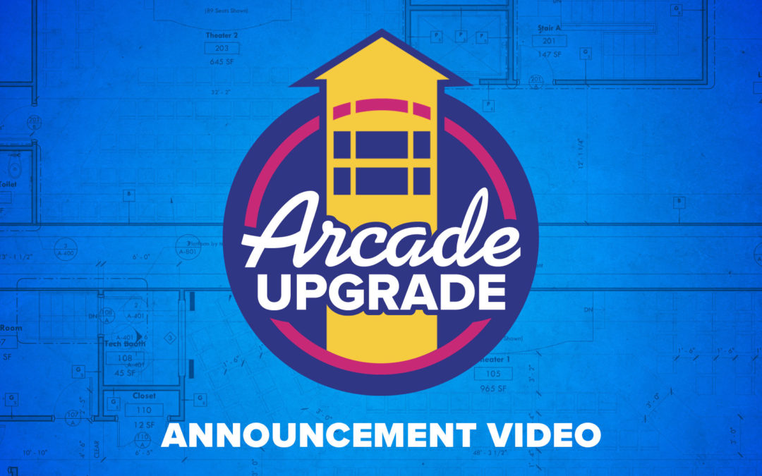 Arcade Upgrade Announcement Video