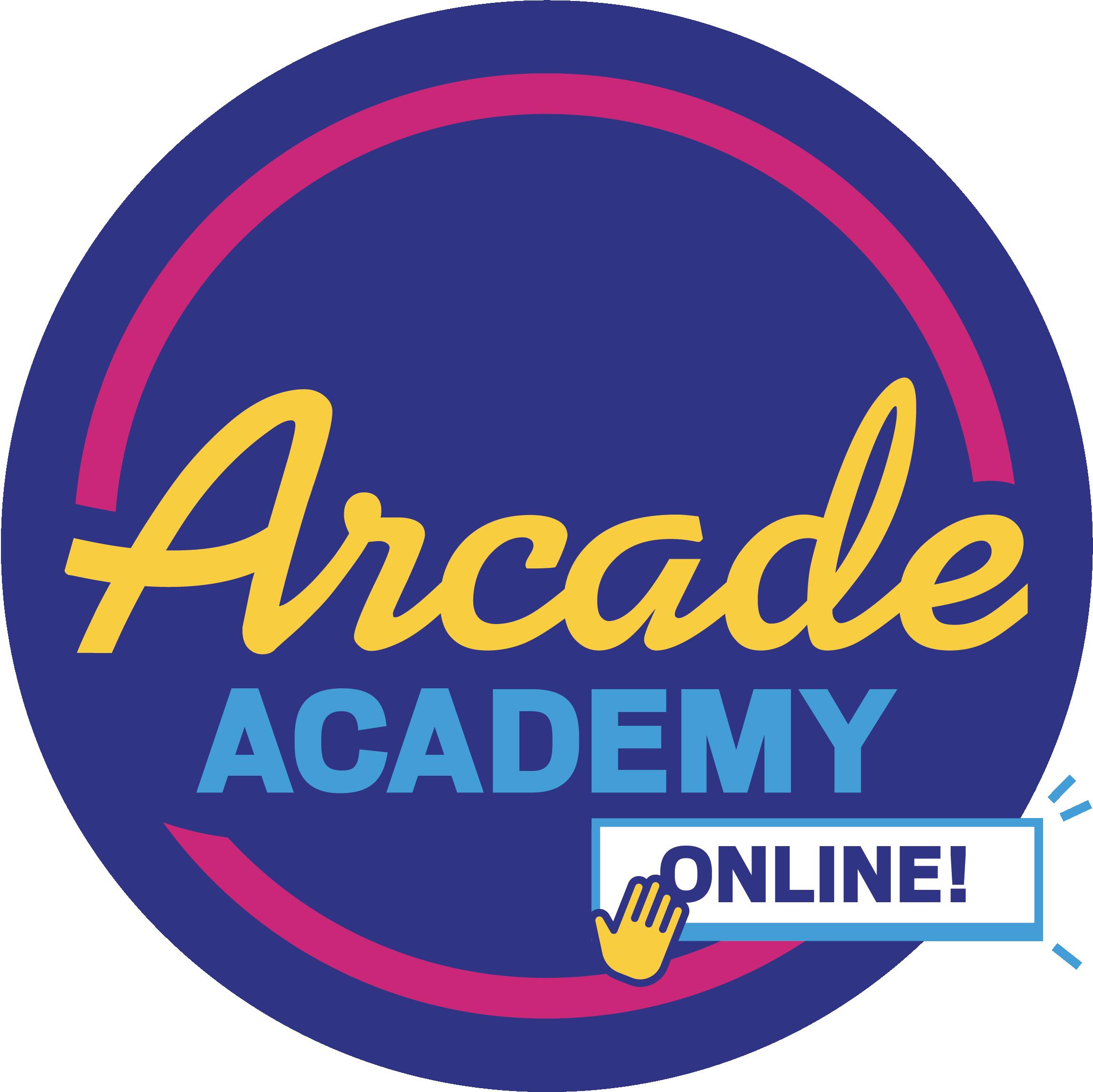 Arcade Academy Logo